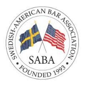 Swedish American Bar Association Anders Nervell